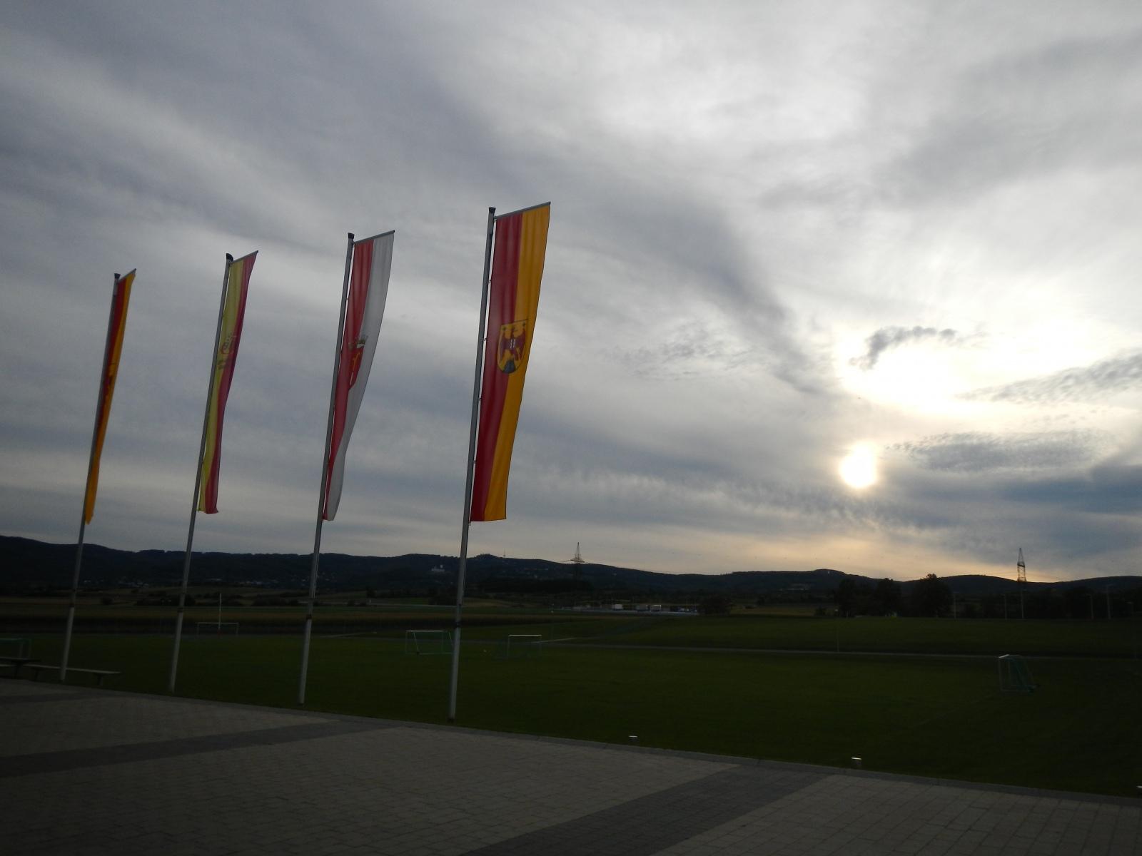 Am Mattersburger Stadtrand - die Fußballakademie Burgenland