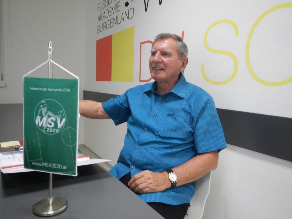 Manfred Strodl MSV 2020