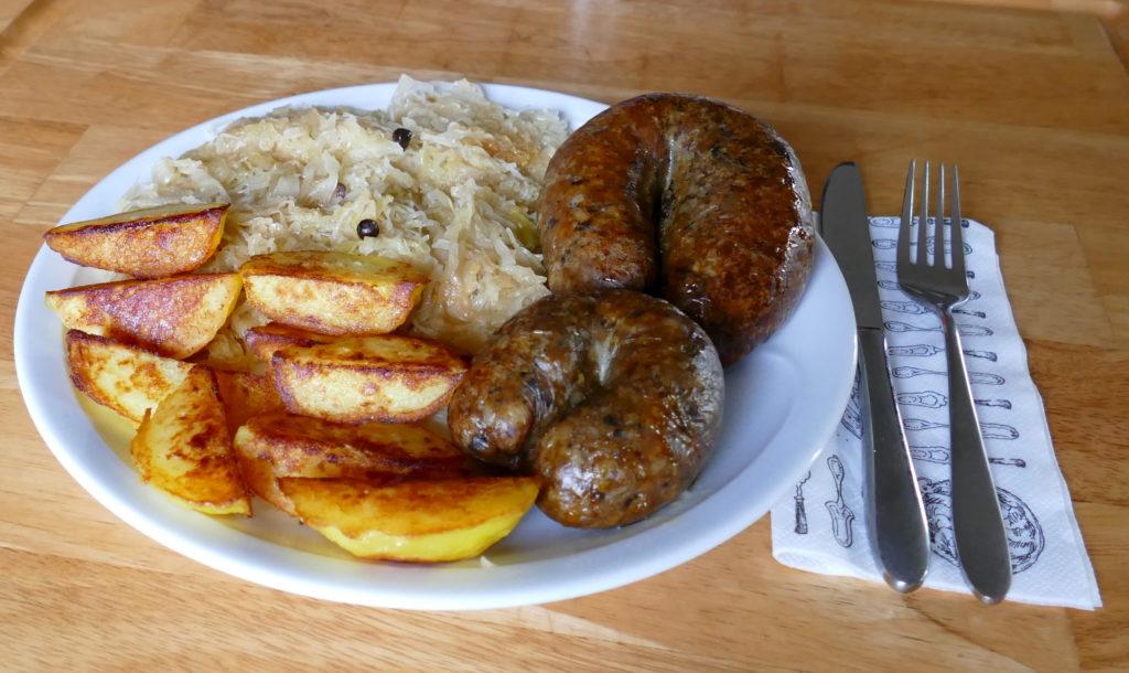 Breinwurst Sautanz