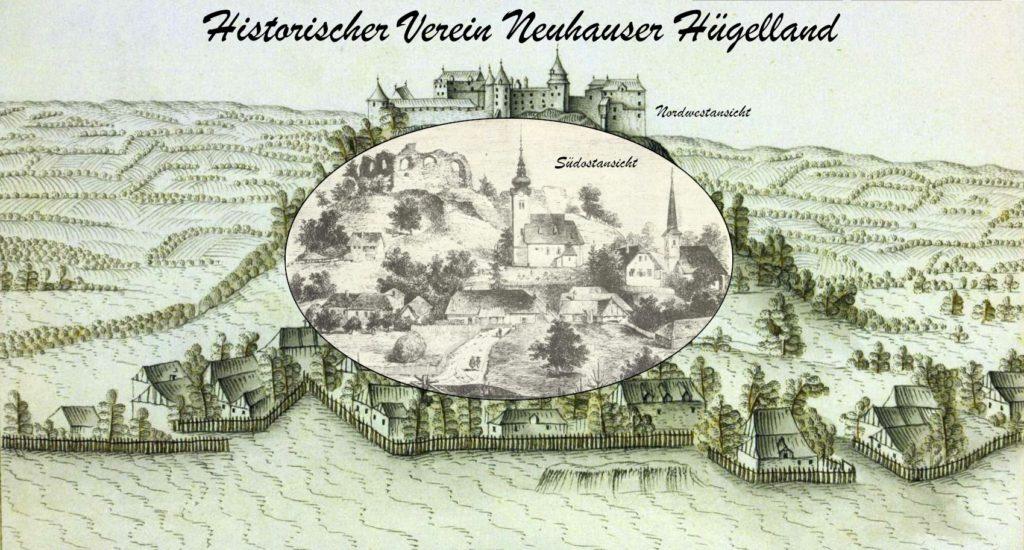 Verein Castrum Dobro Regionalgeschichte
