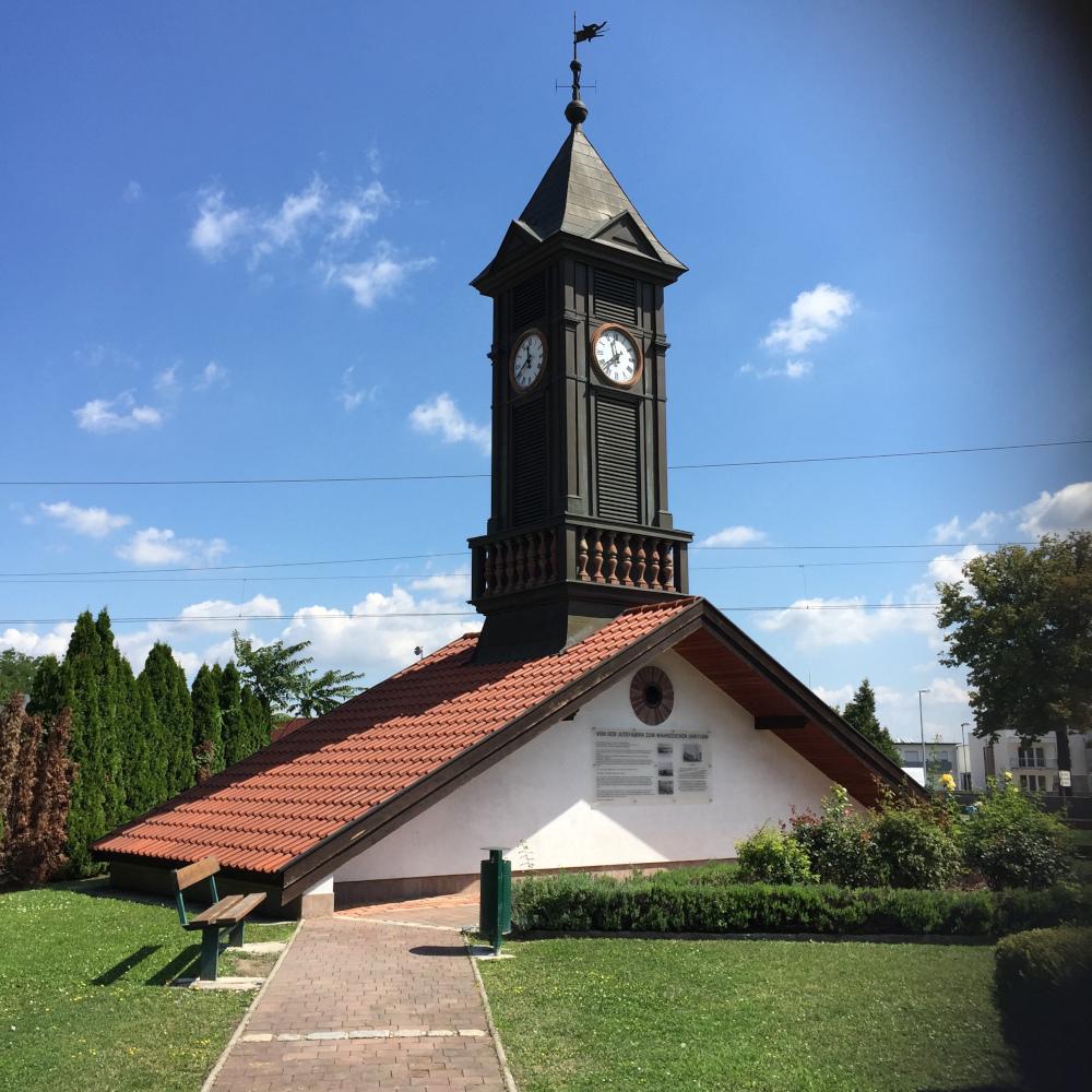 Neufeld Uhrturm HITIAG