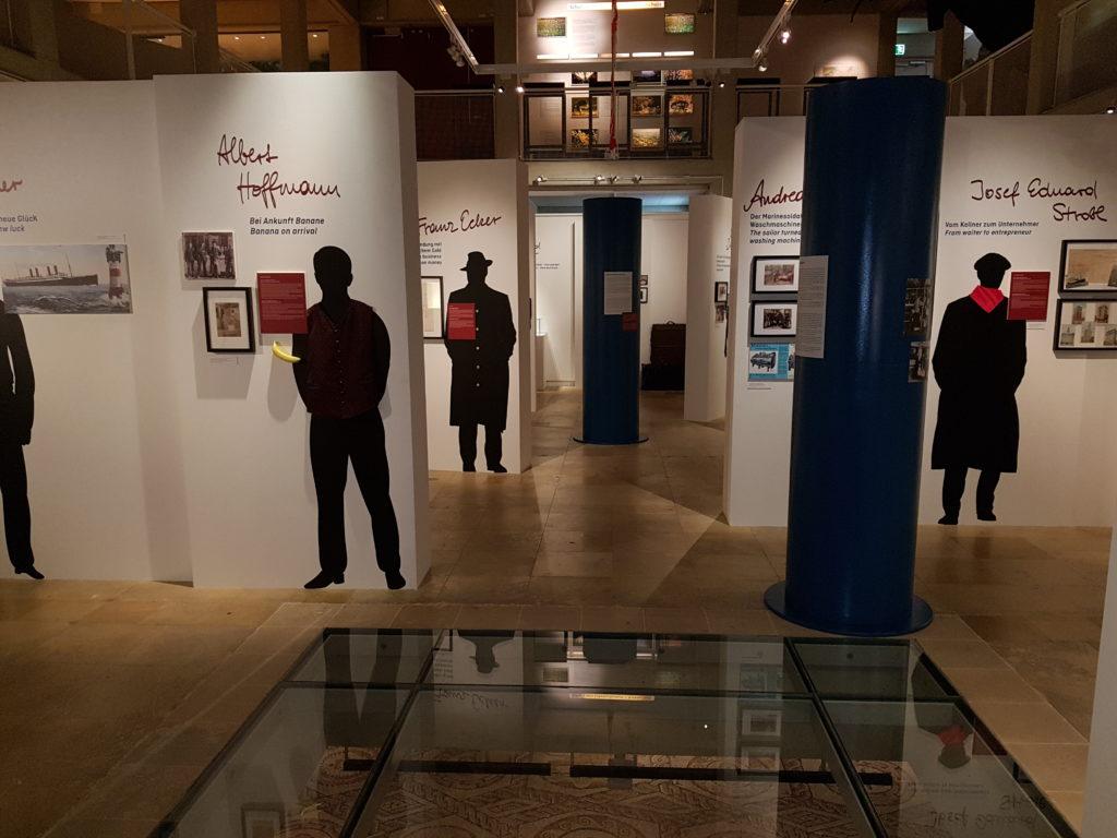 Ausstellung Amerika-Auswanderer